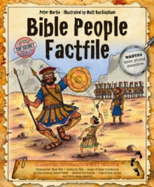 Image for Bible people factfile