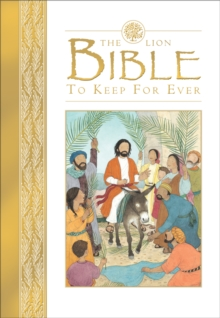 Image for The Lion Bible to keep for ever