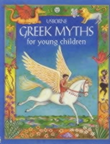 Image for Usborne Greek myths for young children
