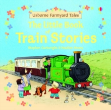 Image for The little book of train stories