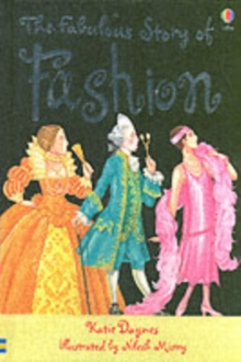 Image for The fabulous story of fashion