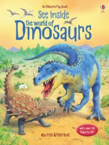 Image for See inside the world of dinosaurs