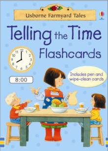 Image for Farmyard Tales Telling The Time Flashcards