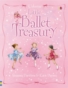 Image for The Usborne little ballet treasury