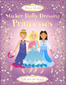 Image for Sticker Dolly Dressing Princesses