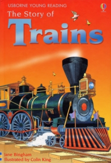 Image for The story of trains