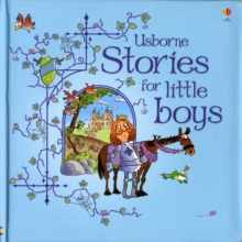 Image for Usborne stories for little boys