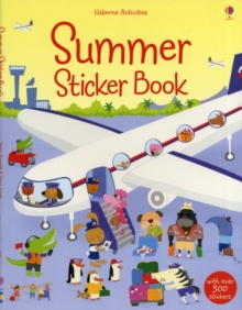 Image for Summer Sticker Book