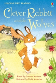 Image for Clever Rabbit and the wolves