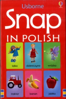 Image for Usborne Snap in Polish