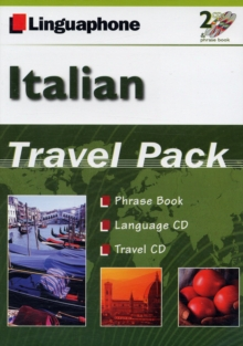 Image for Italian CD Travel Pack