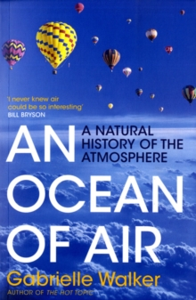 Image for An ocean of air  : a natural history of the atmosphere