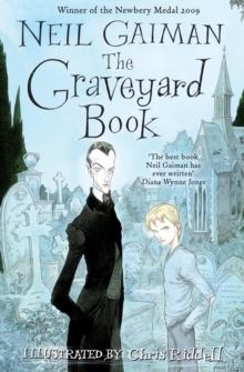 The graveyard book - Gaiman, Neil