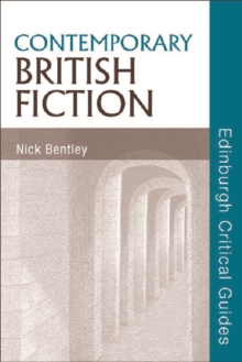 Image for Contemporary British fiction