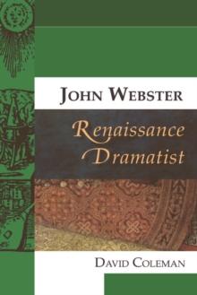 Image for John Webster, Renaissance dramatist