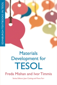 Image for Materials development for TESOL