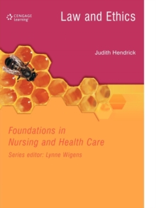 Image for Law and ethics in nursing and health care