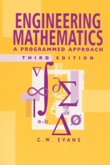Image for Engineering Mathematics : A Programmed Approach, 3th Edition