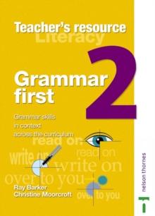 Image for Grammar first: Teacher book 2