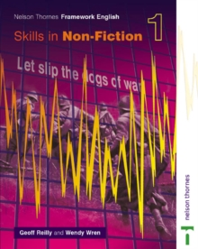 Image for Nelson Thornes framework English: Skills in non-fiction 1