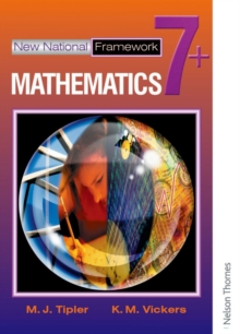 Image for New National Framework Mathematics 7+ Pupil's Book