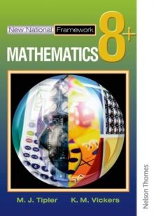 Image for Mathematics8+: Pupils' book
