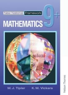 Image for New national framework mathematics 9: Pupils' book