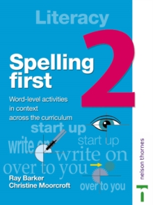 Image for Spelling first: Student book 2