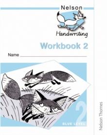 Image for Nelson Handwriting Workbook 2