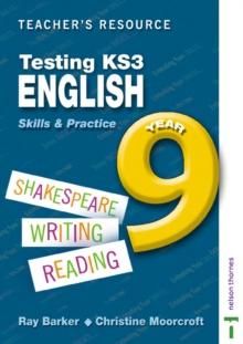 Image for Testing KS3 English : Skills and Practice