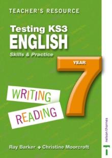 Image for Testing KS3 English
