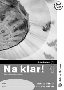 Image for Na Klar! 1 - Higher Workbook B