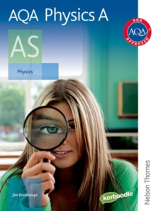 Image for AQA AS physics A