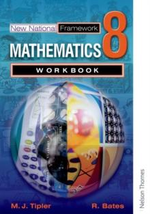 Image for New National Framework Mathematics 8 Core Workbook