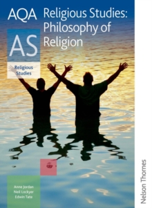 Image for AS philosophy of religion