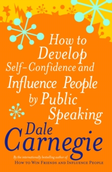 Image for How to develop self confidence and influence people by public speaking