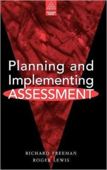 Image for Planning and implementing assessment
