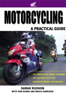 Image for Motorcycling  : a practical guide