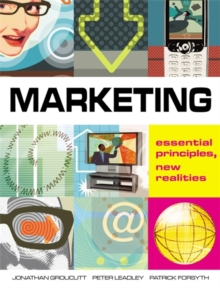 Image for Marketing  : essential principles, new realities