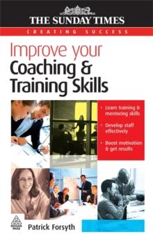 Image for Improve your coaching & training skills