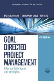 Image for Goal directed project management  : effective techniques and strategies