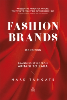 Image for Fashion brands  : branding style from Armani to Zara