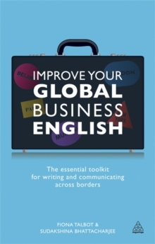 Image for Improve your global business English  : the essential toolkit for writing and communicating across borders