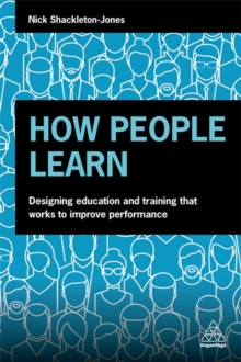 Image for How people learn  : designing effective training to improve employee performance