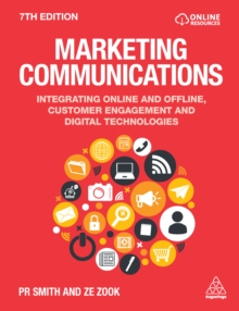 Image for Marketing communications: integrating online and offline, customer engagement and digital technologies.