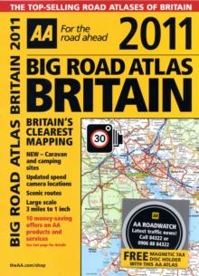 Image for AA 2011 big road atlas Britain