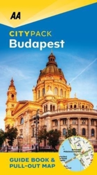 Image for AA citypack guide to Budapest