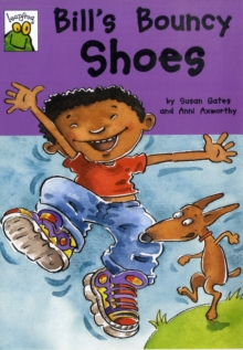 Image for Bill's bouncy shoes