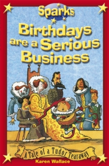 Image for Birthdays are a serious business