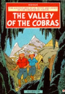 Image for TINTIN VALLEY OF COBRAS PB